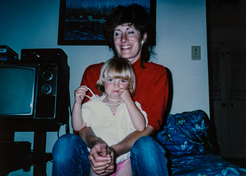 Vonda and Kate Dickenson