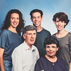 Jarvies Kristen,  Sara, Scotty, R. Scott and Kathy 1995