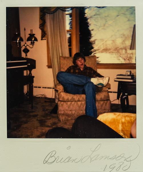 Brian Lamson 1980