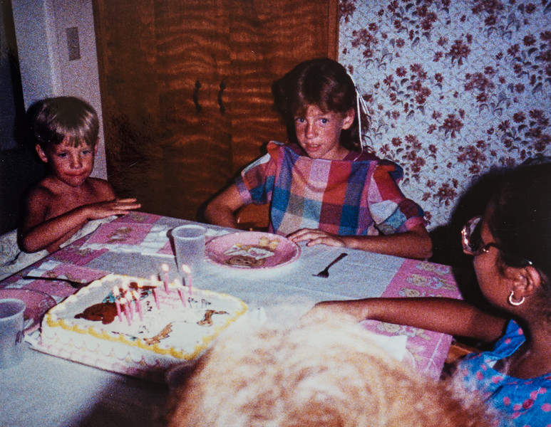 Scotty and Kristen Jarvie 1984?