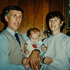 R. Scott, James, Vonda November 1984