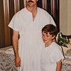 Remington and Jay May 11, 1998 Baptism