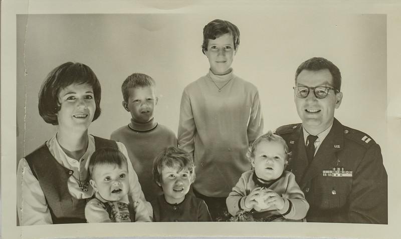 Fitgeralds- Crozier, Barbara, Tami, Boyce, John, Curt, Aimee