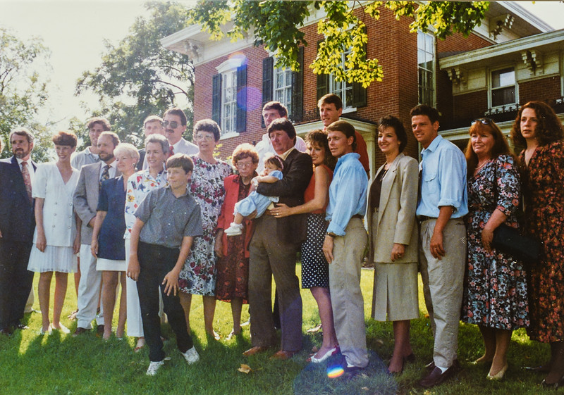 Lamson Reunion 1992