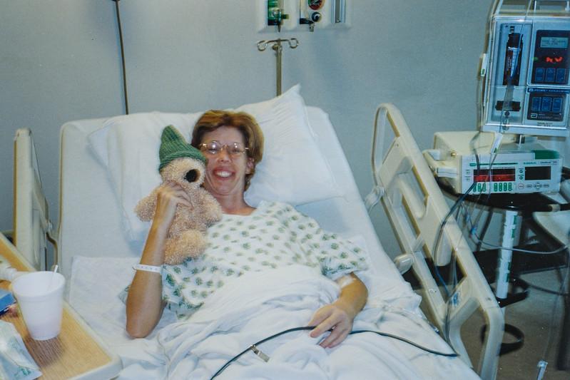 Sara Jarvie surgery DC 2006