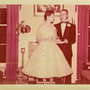 Kathy Lamson and Larry Knief June 8, 1957