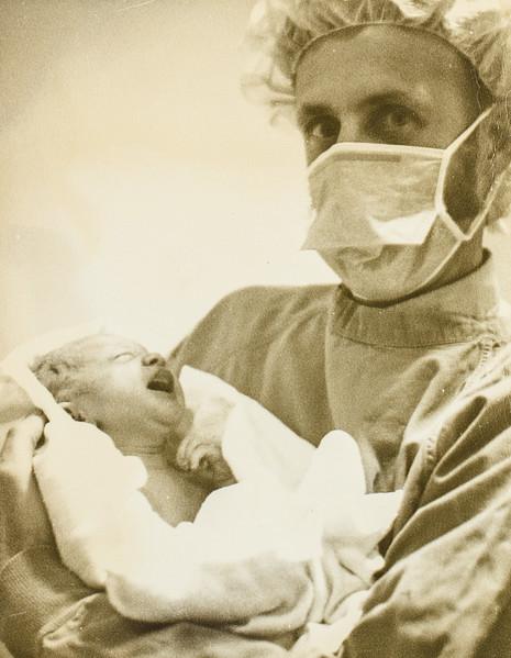 Dad and Sara 1973