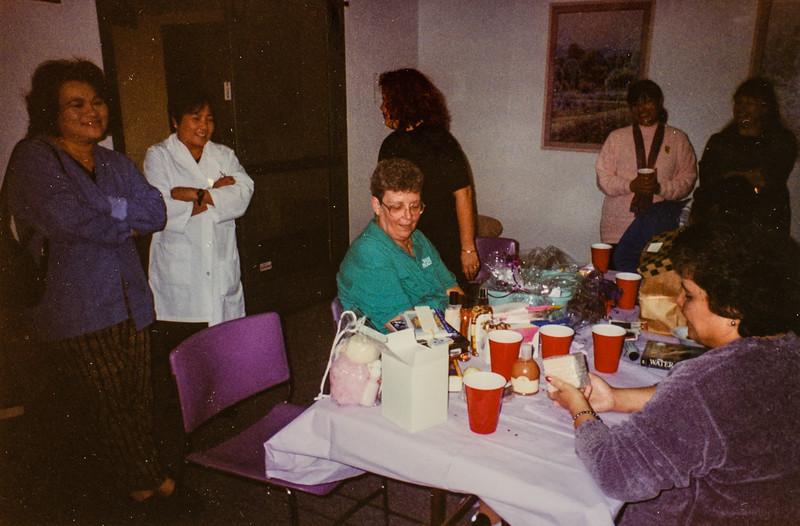 Kathy WHC farwell Feb. 2000