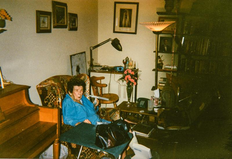 Pauline Lamson, Ridgeway Apts in Chula Vista, CA
