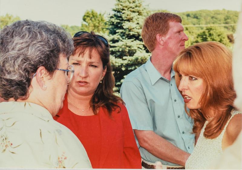 Kathy, Pam, Heidi 2001