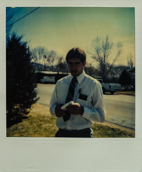 Elder James Kelly from Memphis, TN 1982