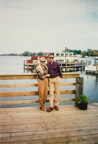Joy and Matt Bonnstetter Oct. 1995