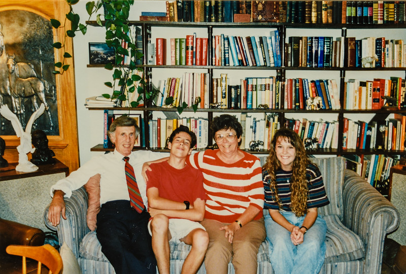 R. Scott, Scotty, Kathy and Dawn