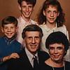 Sara, Scotty, Kris, R. Scott and Kathy Jarvie 1988