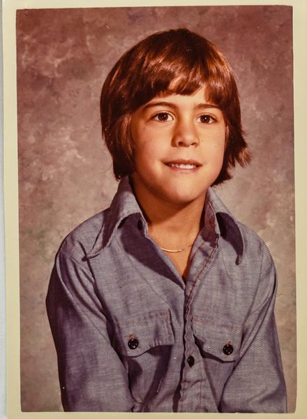 Mike Lamson Grade 1 Sept. 1975