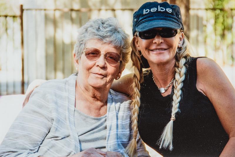 Kathy Jarvie and Teri Bonnstetter