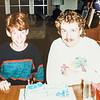 Sara Jarvie and Dave Bonnstetter 1988