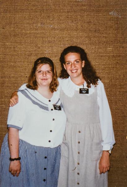 Kristen Jarvie 1995