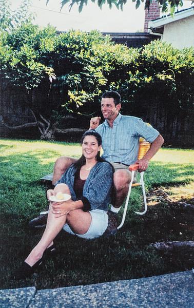 Russ and Erin September 1999