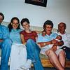 Jared, Kristen, Sara, Kathy, Scott, Elric