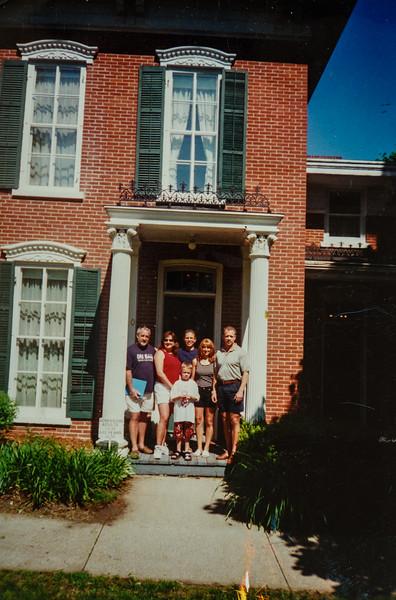 Bill, Pam, Matt, Heidi, Dave, Alec 2001