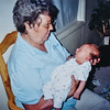 Grandma Jarvie and Elric Clark 2004