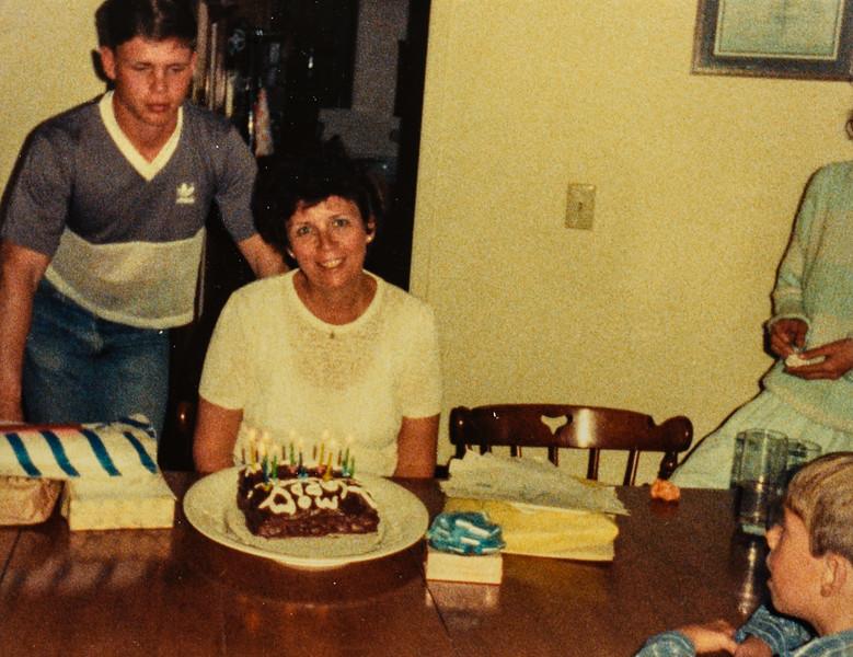 Matt and Kathy 1987