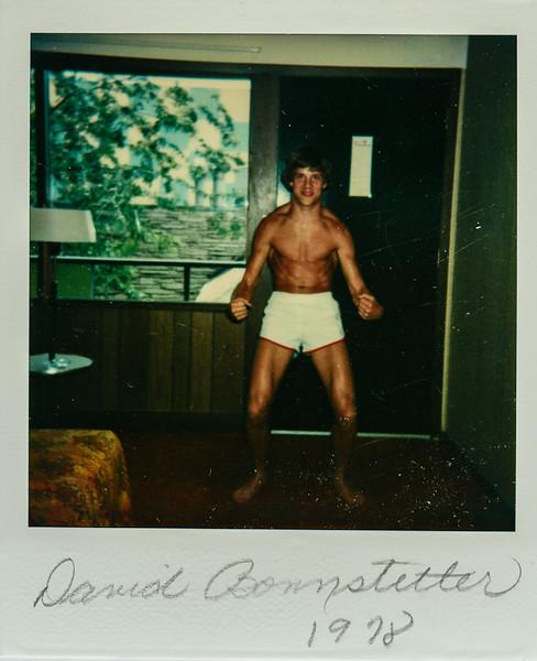 Dave Bonnstetter 1978