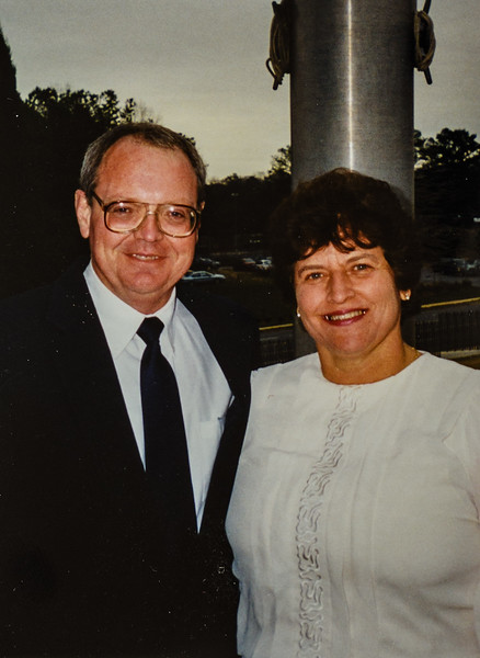 Mike and Linda Archer 12-12-98