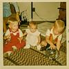 Matt, Heidi, Dave Sept. 1965