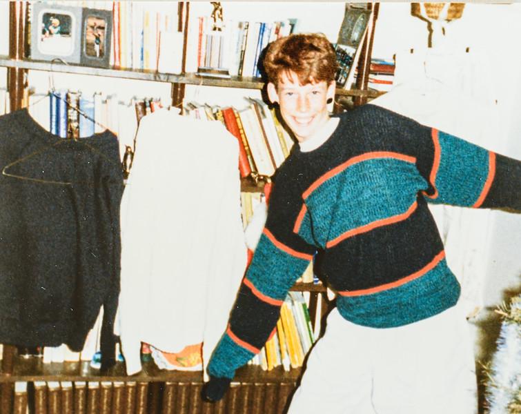 Sara Jarvie 1988