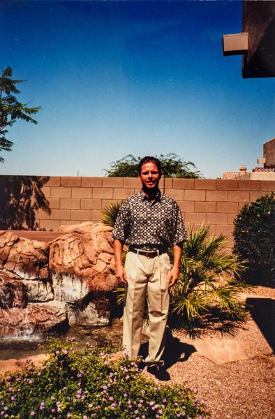 Matt Bonnstetter 2001