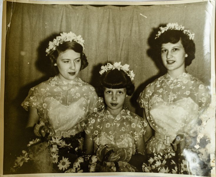 Kathy Jr. bridesmaid