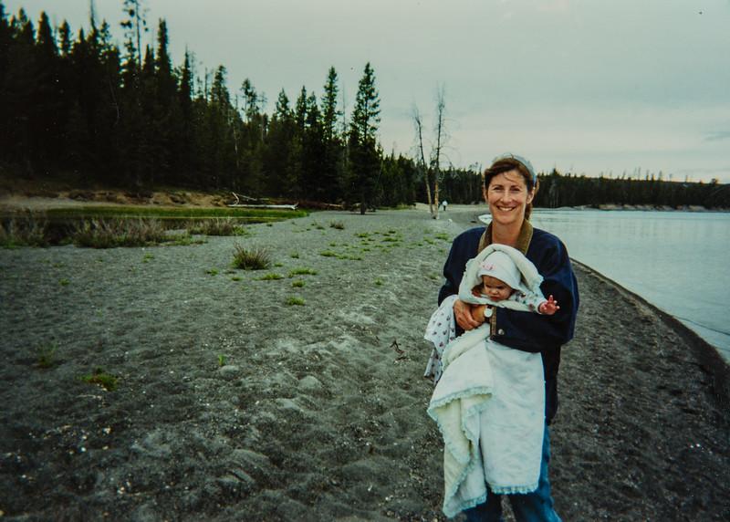 Vonda and Kirsten 2000