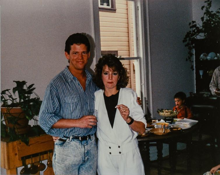 Russ R and Heidi