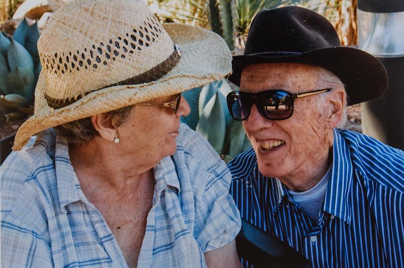 Kathy and R. Scott Jarvie 2015
