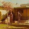 Kris, Sara, Kathy and R. Scott Jarvie May 1979
