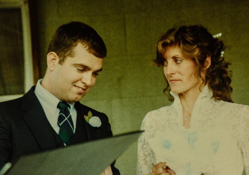 Ron and Vonda 1983
