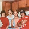 R. Scott, Vonda, Jay, Jeff, Verl Jarvie 2001