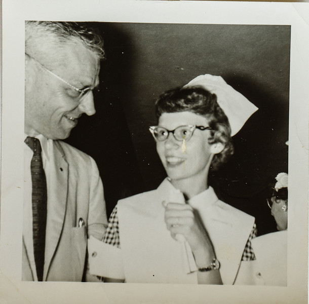 Russell O. and Kathy Lamson 1959