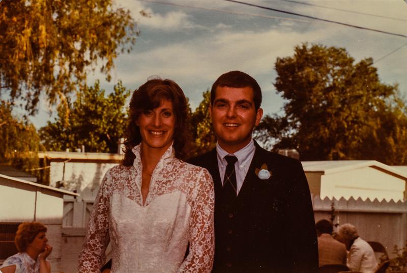 Vonda and Ron 1983