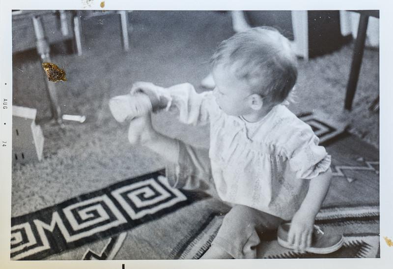 Sara Jarvie 1974