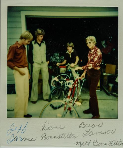 Jeff Jarvie, David Bonnstetter, rian Lamson, Matt Bonnstetter