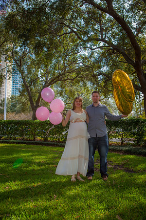 Tampa Family Pregnancy Photography