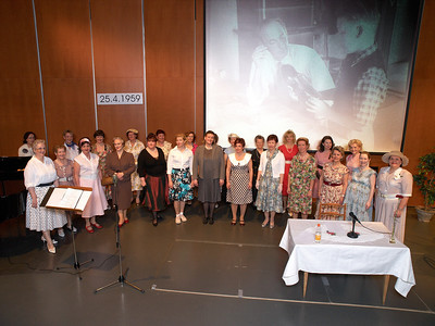 Nota Bene - Chorus in concert; Nokian naiskuoron konsertti 25.4.2009  #1