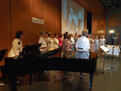 Nota Bene - Chorus in concert; Nokian naiskuoron konsertti 25.4.2009  #3