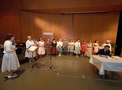 Nota Bene - Chorus in concert; Nokian naiskuoron konsertti 25.4.2009  #27