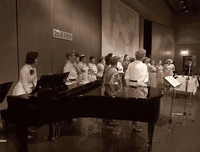 Nota Bene - Chorus in concert; Nokian naiskuoron konsertti 25.4.2009  #4