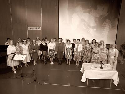 Nota Bene - Chorus in concert; Nokian naiskuoron konsertti 25.4.2009  #2
