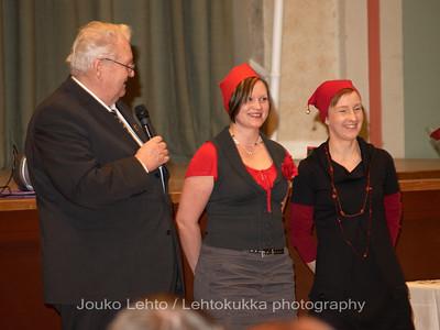 Nokian Karjalaisten pikkujoulut 4.12.2009 - Christmas Party 2009